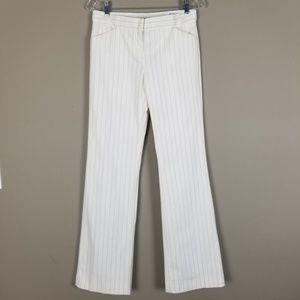 NWT EXPRESS Editor Pinstripe Stretch Dress Pants